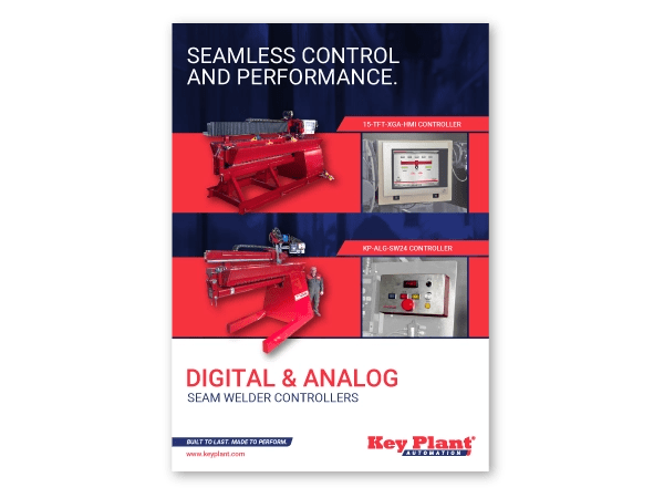 Key Plant digital and analog controllers