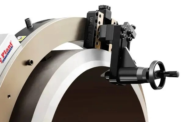 pipe fabrication equipment - pipe cutting and bevelling