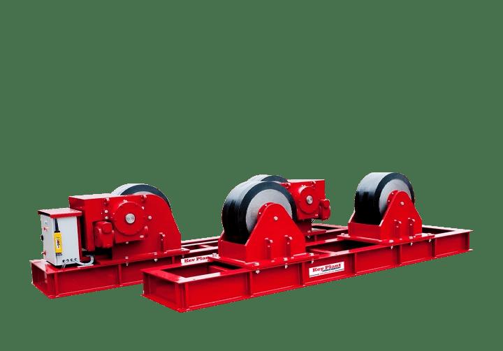 welding rotators tank turning rolls for rent