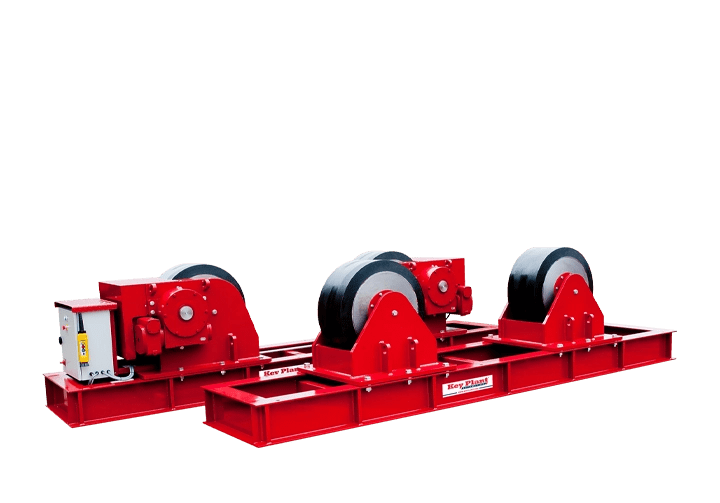 rent tank turning rolls and welding rotators