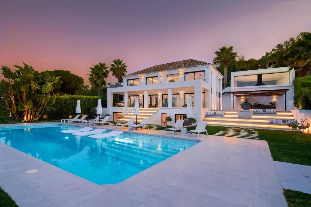 Expensive Sale Villas
