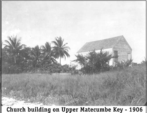 Matecumbe Church
