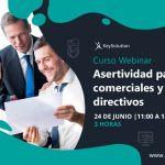 asertividad para comerciales y directivos webinar keysolution
