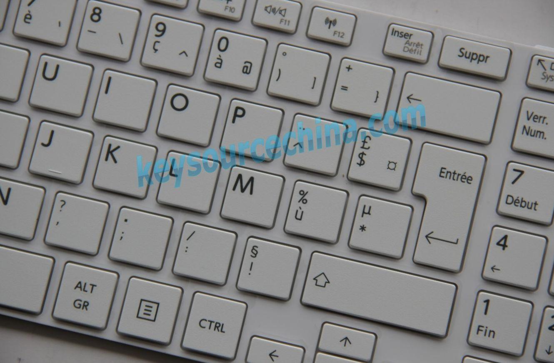 White Toshiba Satellite L70 A L70d A L70 B L75 A L75d A