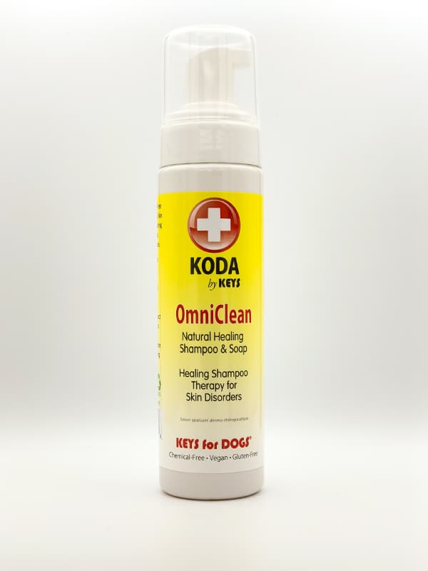 KODA OmniClean - Therapeutic Shampoo for Dogs (210 ml) Image