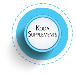 KODA Dog Supplements