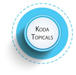 KODA Dog Topicals