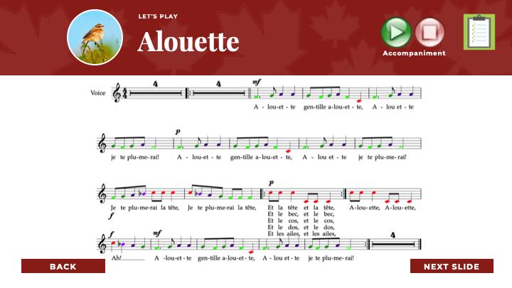 Alouette Music