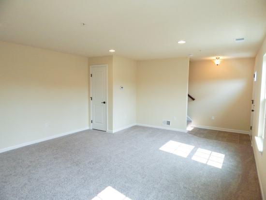Basement Rec Room Lower Level Ryan Homes Wexford