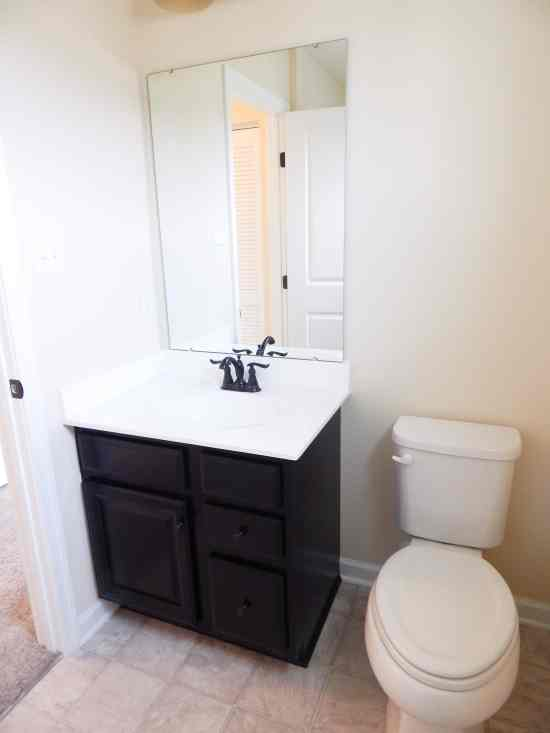 Guest Bathroom Second Level Ryan Homes Wexford