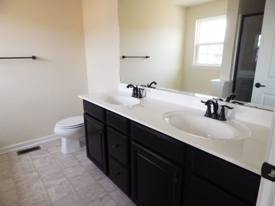 Master Bathroom Second Level Ryan Homes Wexford