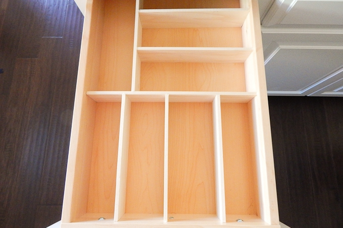 organize drawer ways posts to wood drawers the kitchen silverware organizer