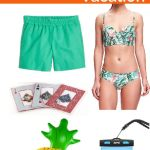 Friday 5 – Things to Pack for a Summer Beach Vacation