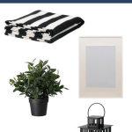 Friday 5 – Affordable Home Decor Items from Ikea