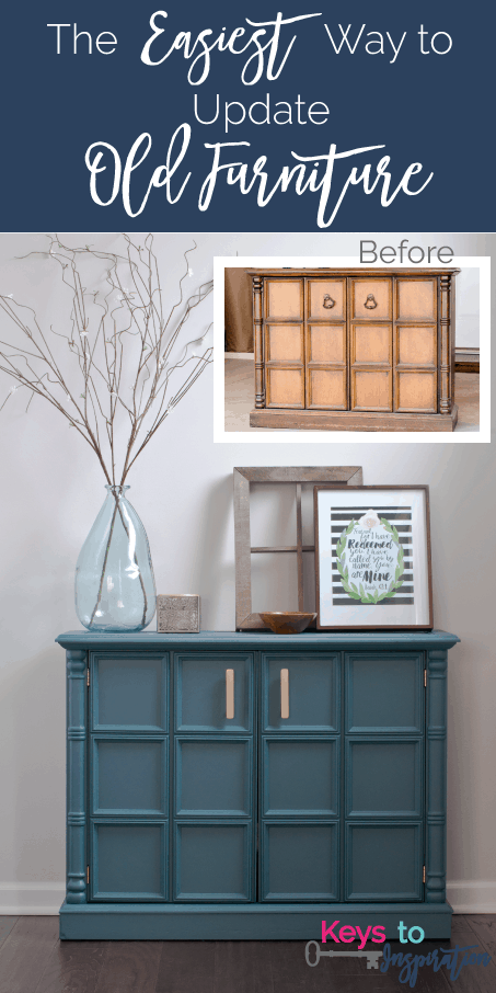 Merveilleux Great And Easy Tutorial For Painting Old Furniture Using Fusion Mineral  Paint. I Love The