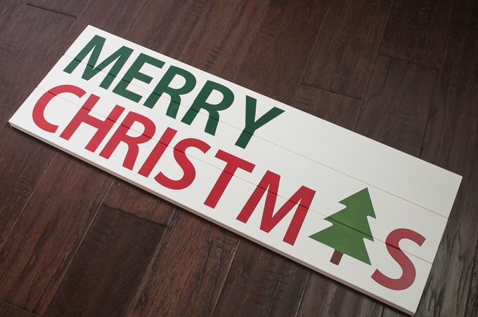 Christmas Wood Signs.Diy Merry Christmas Wooden Sign Keys To Inspiration