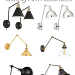 Modern Swing Arm Sconces