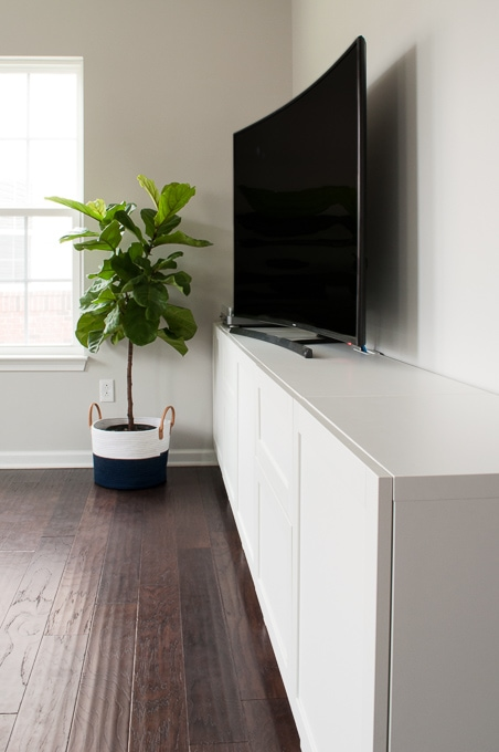 How To Design A Modern Media Center Using Ikea Besta