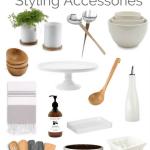 Kitchen Styling Accessories