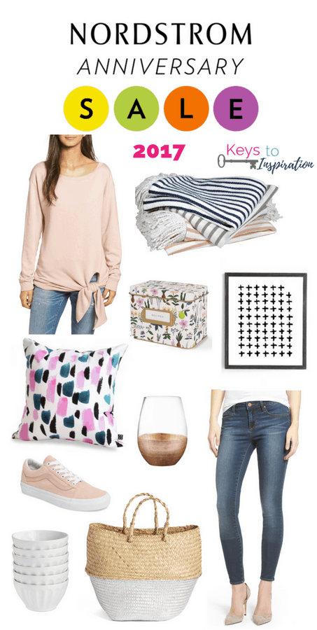 The Nordstrom Anniversary Sale 2017 - the Best finds for fashion and home decor
