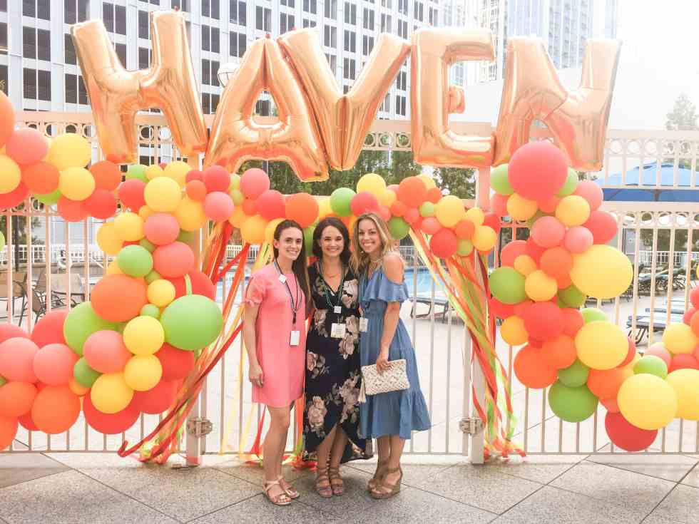 My recap of the Haven Blogging Conference 2017 in Atlanta Georgia