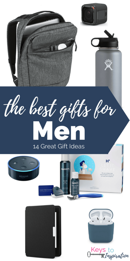 The best gifts for men may not be obvious to everyone. But with this ultimate gift guide for men, you'll be able to find a gift they will love!
