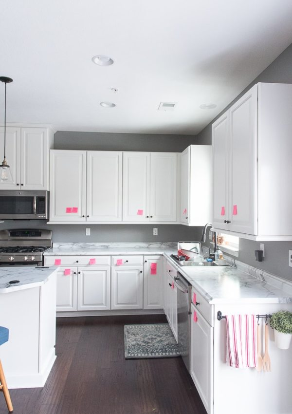 How to Plan a Kitchen Organization Overhaul in 3 Easy Steps