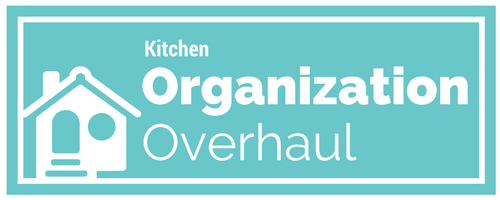 Kitchen Organization Overhaul