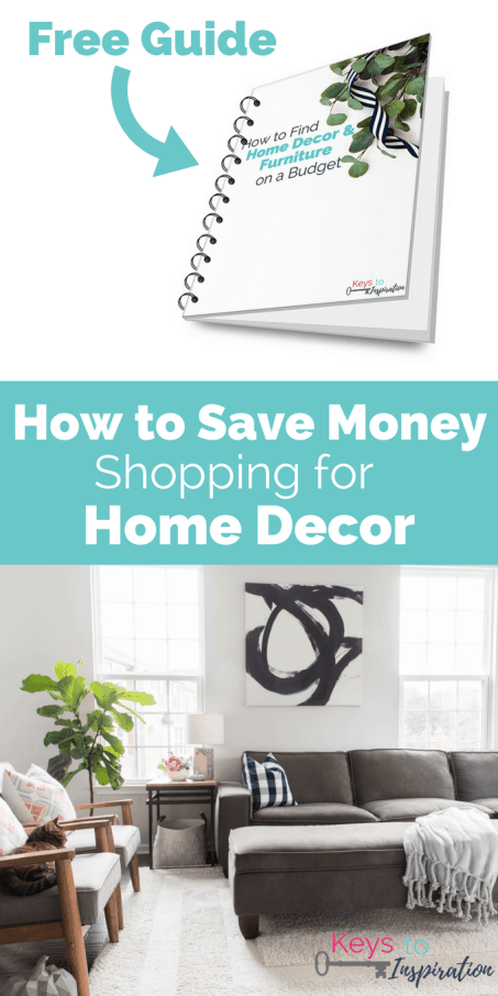 How To Save Money Shopping For Home Decor Learn Where To Shop To Find The