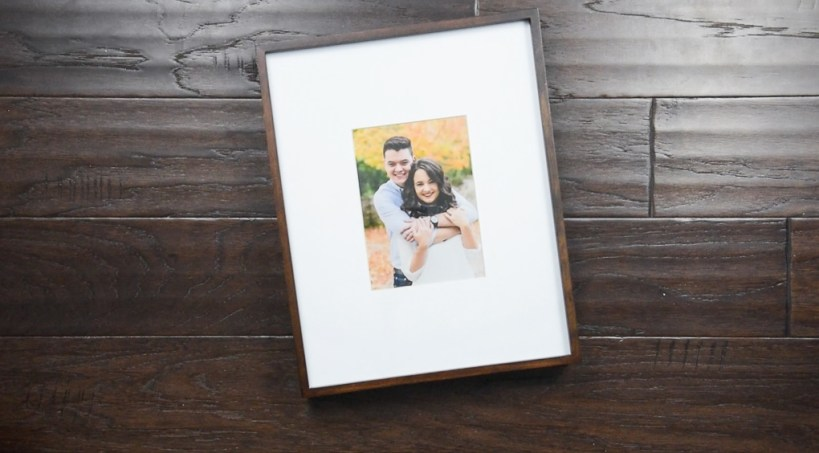 How to Custom Frame Your Own Photos » Keys To Inspiration