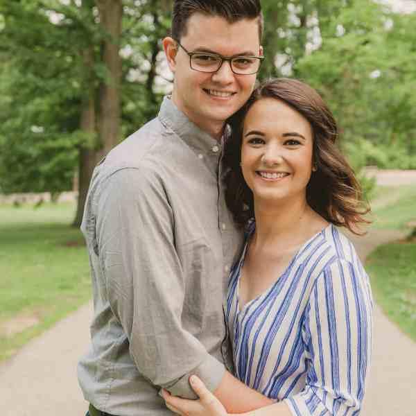 Christene and Ben Holder couple photo