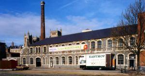 Rowe's Leadworks, Anchor Lane, Bristol