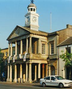 Chard Town Hall, Somerset