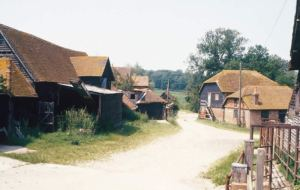 Traditional Kent Farmsteads