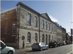 The Shire Hall, Dorchester, Dorset