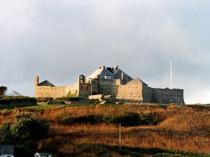 Star Castle, St Marys, Isles of Scilly