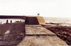 The Cobb, Lyme Regis, Dorset