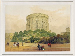 Windsor Castle, Windsor, Berkshire