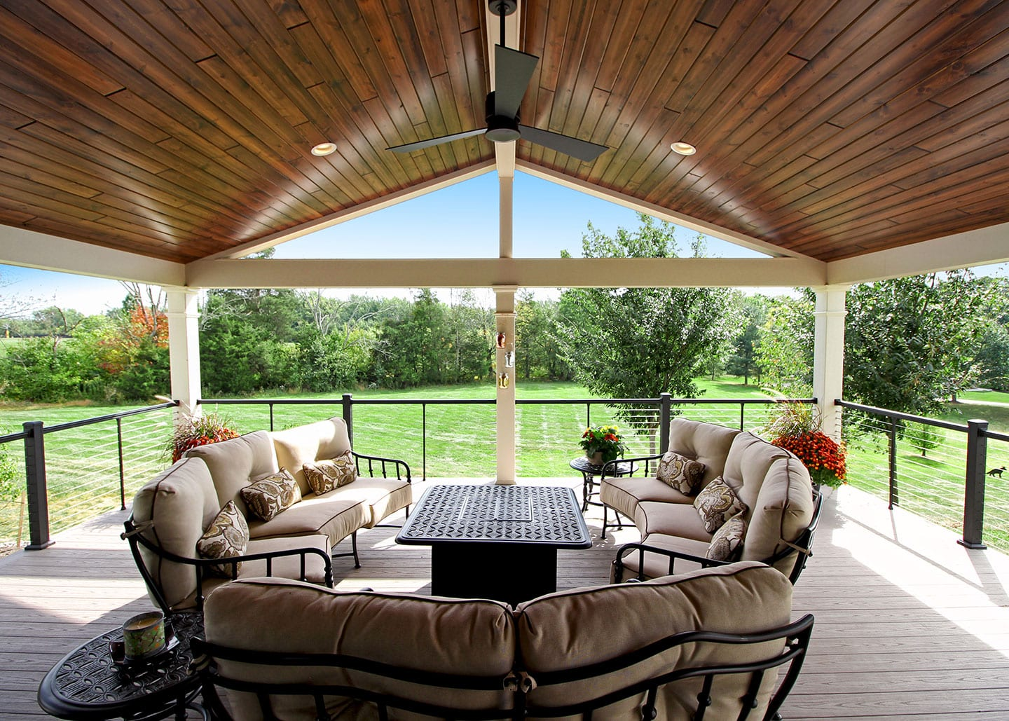Deck Builders in Chester & Lancaster County   Outdoor ... on Custom Outdoor Living id=66152