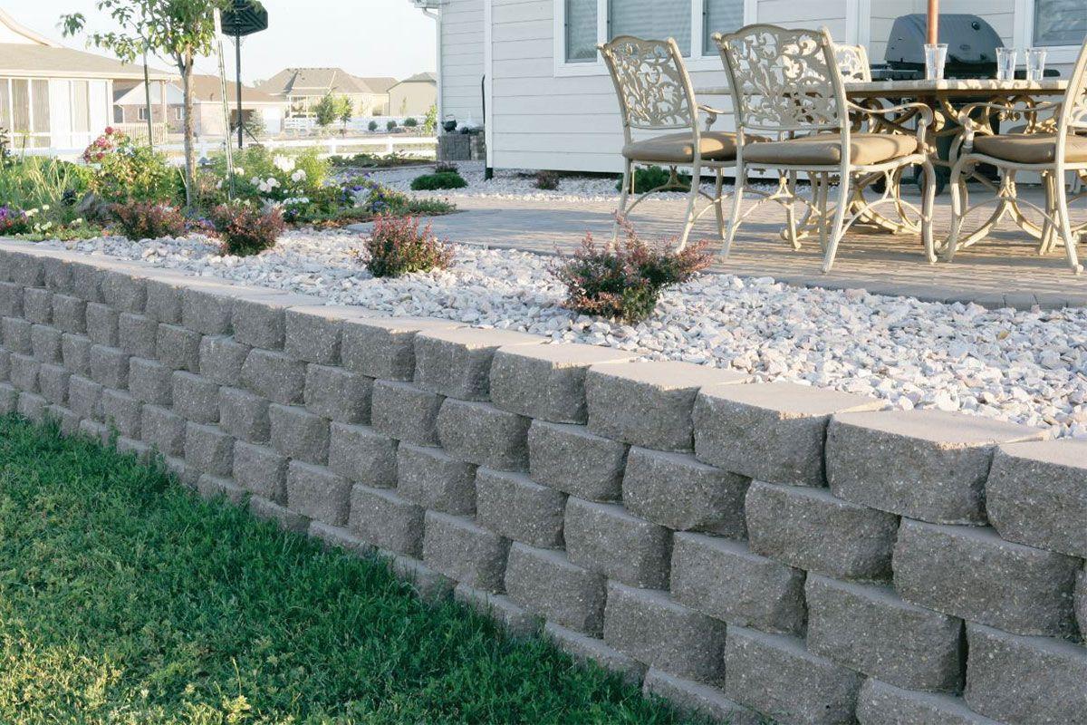 Regal Stone Pro 174 Tri Plane Keystone Retaining Wall Systems