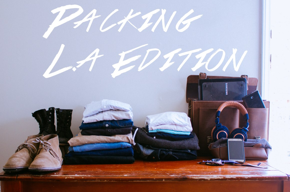 Packing L.A