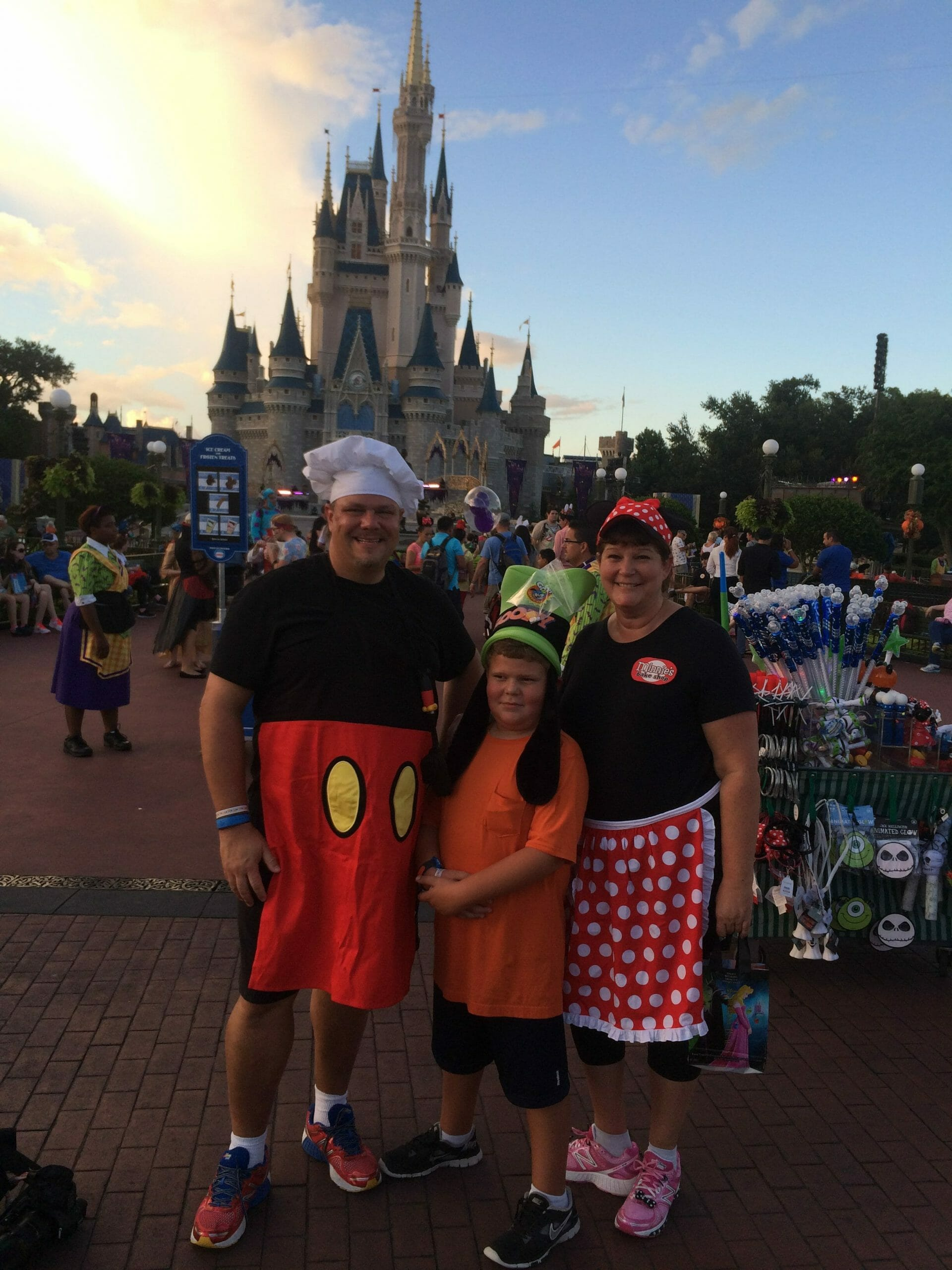 Costume Ideas For Disney Halloween Parties Key To The