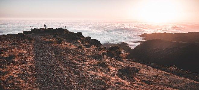 Madeira clouds