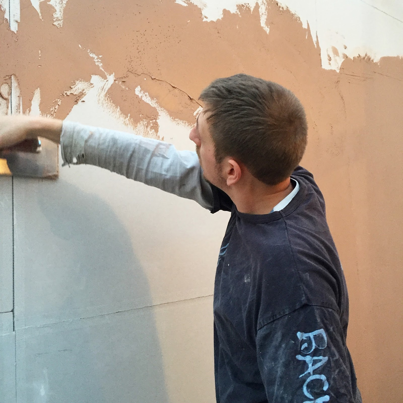Save Money on Plastering: Take a Course - Kezzabeth | DIY ...