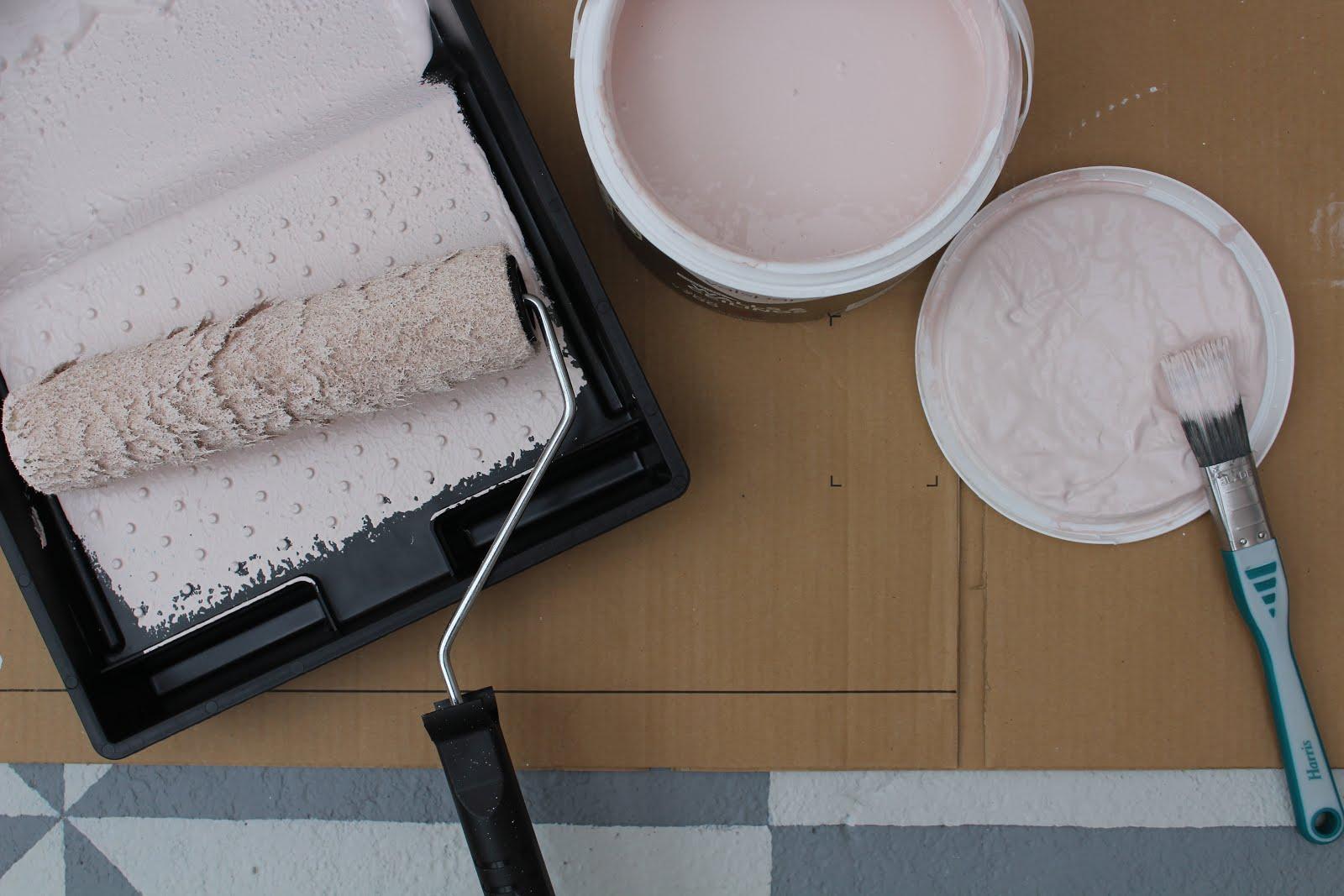 Colour Matching with Valspar Paint - Kezzabeth | DIY ...