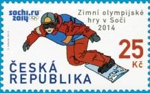 Zimní olympiáda v Soči 2014, Pofis č. 797