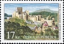Hrad Rabí - Pofis č. 0851