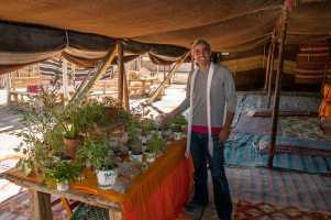 סדנת צמחי מרפא בכפר הנוקדים