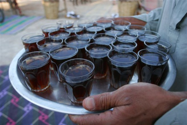 Sweet Bedouin Tea
