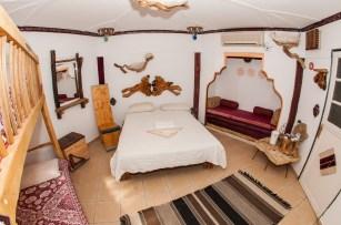 Designed Guest room